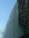 Niagara from below